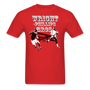 Wright-Phillips Brothers – Red Men's T-Shirt - Men's T-Shirt