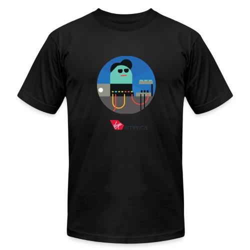 Men  Short Sleeve T-Shirt - Men's  Jersey T-Shirt