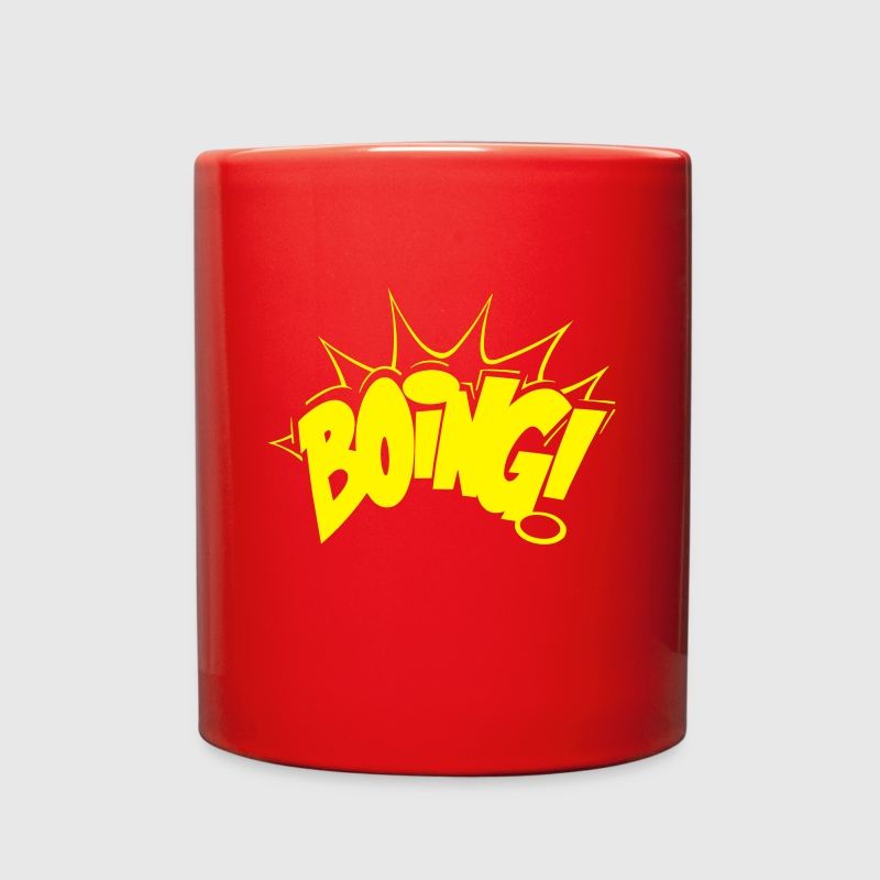 Full Color Mug BOING! - Full Color Mug