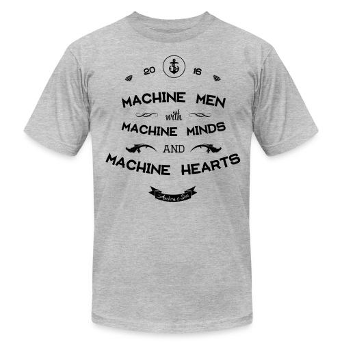 Machine Men Shirt Unisex - Men's  Jersey T-Shirt