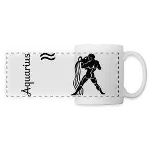 Aquarius - Panoramic Mug