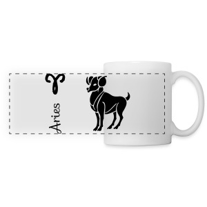 Aries - Panoramic Mug