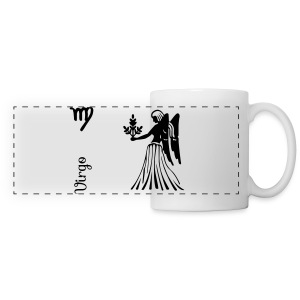 Virgo - Panoramic Mug