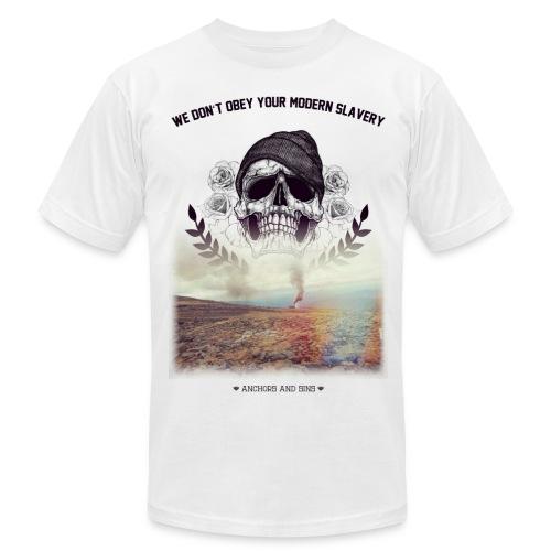 Modern Slavery Shirt unisex - Men's  Jersey T-Shirt