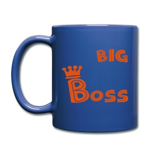 big Boss - Full Color Mug