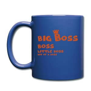 bit of a Boss - Full Color Mug
