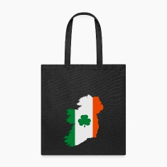 Ireland map Bags & backpacks