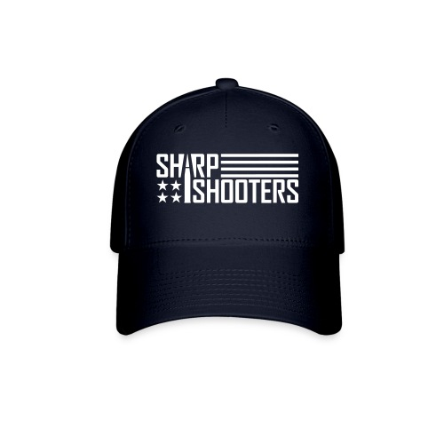 Sharp Shooters Navy Baseball Cap - Baseball Cap