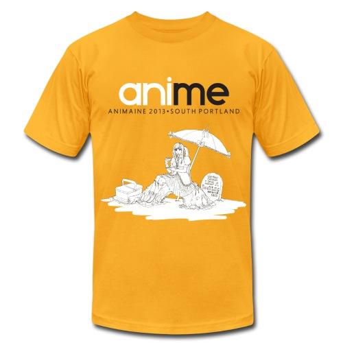 2013 ANIMAINE Premium Shirt - Men's Fine Jersey T-Shirt