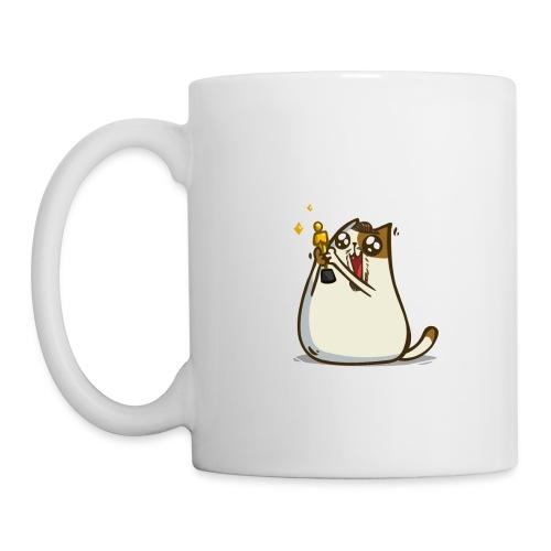 Cataprio — Friday Cat №45 - Coffee/Tea Mug