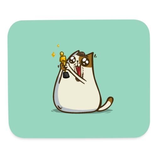 Cataprio — Friday Cat №45 - Mouse pad Horizontal
