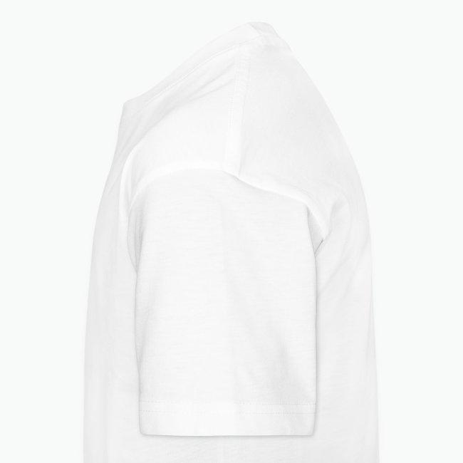 Stolen From Africa Kids Premium T-Shirt (Black Logo)