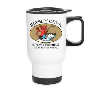 Jersey Devil Coffee Mug - Travel Mug