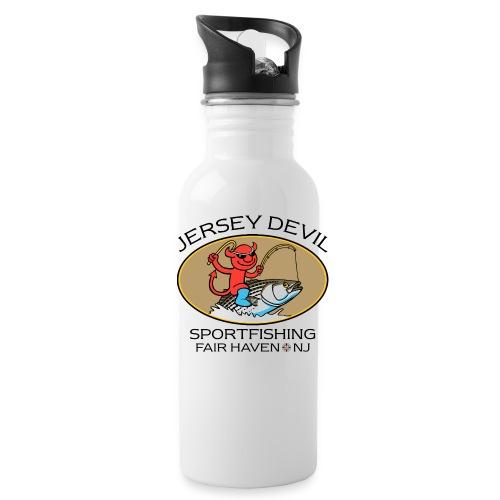 Jersey Devil Water Bottle: Striper - Water Bottle