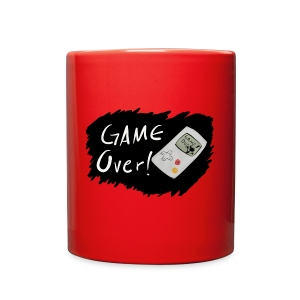 Game Over [Taza] - Full Color Mug