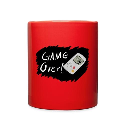 Game Over [Taza] - Full Color Mug