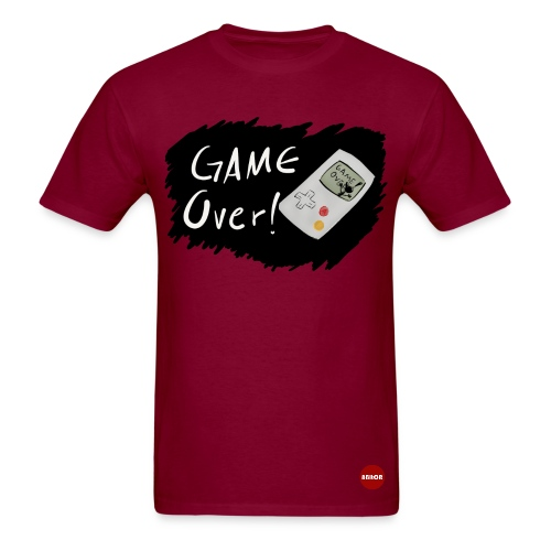 Game Over (Hombre) - Men's T-Shirt