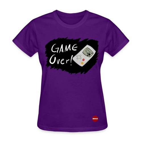 Game Over (Mujer) - Women's T-Shirt