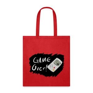 Bolsa Game Over - Tote Bag