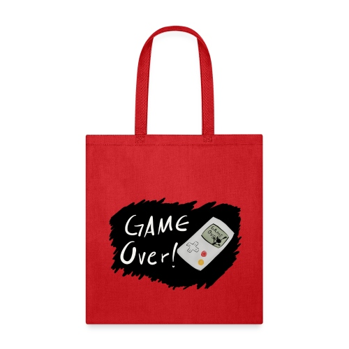 Bolsa Game Over - Tote Bag