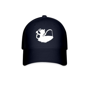Jersey Devil Hat: Blue - Baseball Cap