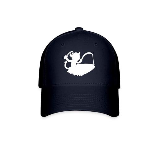Jersey Devil Hat: Blue - Baseball Cap