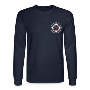Jersey Devil Men's Long Sleeve Dark: Tuna - Men's Long Sleeve T-Shirt