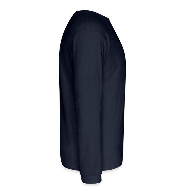 Jersey Devil Men's Long Sleeve Dark: Striper
