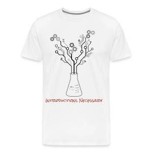 IN Logo T-Shirt (Men's) - Men's Premium T-Shirt