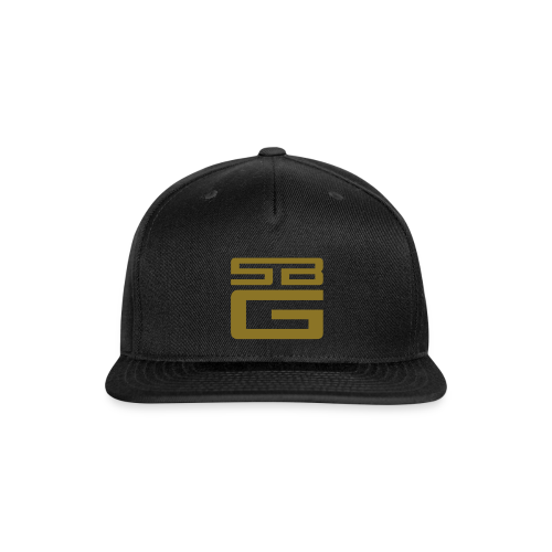 SBG GOLD OFFICER - [LIMITED] - Snap-back Baseball Cap