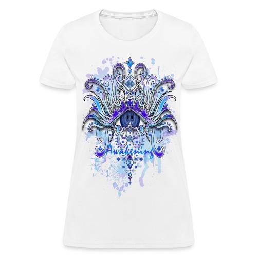 Awakening Self - Ladies Standard Tee - Women's T-Shirt