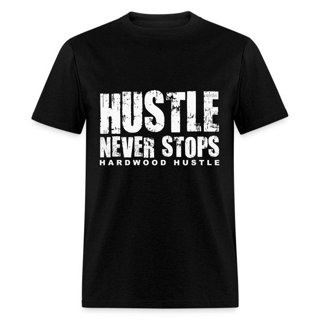 Hustle w/light art