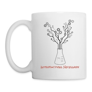 IN Logo Mug - Coffee/Tea Mug