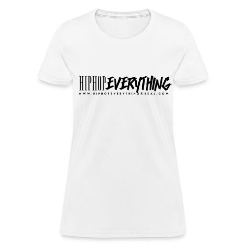 Women's #HHE T (Black Logo) - Women's T-Shirt