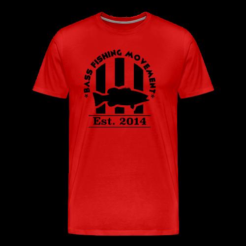 Classic Black Logo T - Men's Premium T-Shirt
