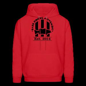 Classic Black Logo Sweatshirt II - Men's Hoodie