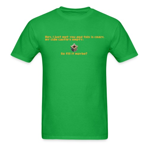 Fill My CC - Men's T-Shirt