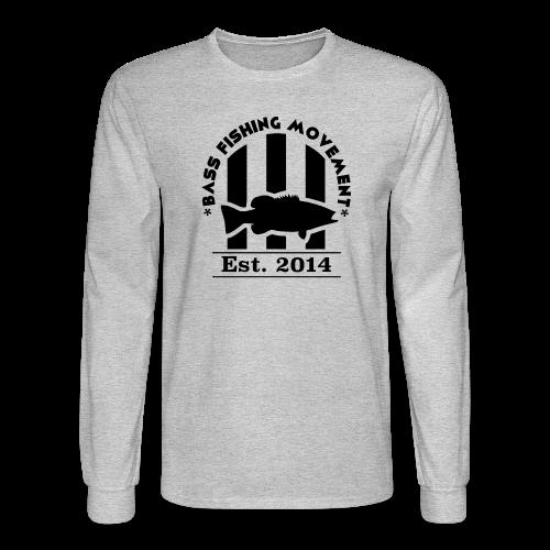 Classic Black Logo Long Sleeve T - Men's Long Sleeve T-Shirt