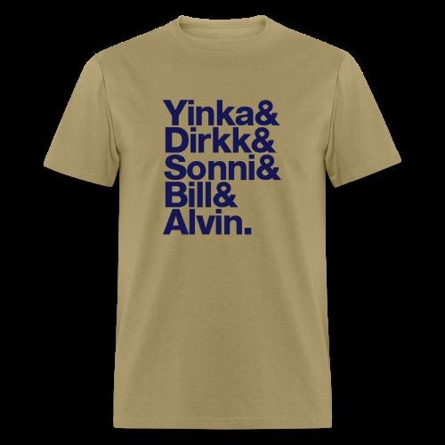 1992-1993 Starters Legacy Shirt - Men's T-Shirt
