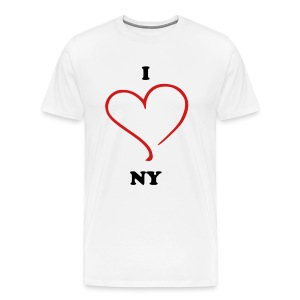Love NY - Men's Premium T-Shirt