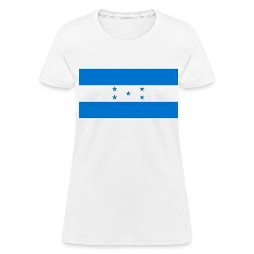 Flag of Honduras - Women's T-Shirt