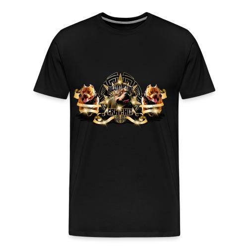 BULLYBYNATURE MAN'S T-SHIRT - Men's Premium T-Shirt