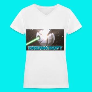 Dream Craft Season 1 Women Death Star - Women's V-Neck T-Shirt