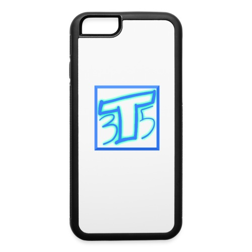 T35 logo phone case - iPhone 6/6s Rubber Case