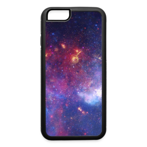 Full Bleeding Galaxy - iPhone 6/6s Rubber Case