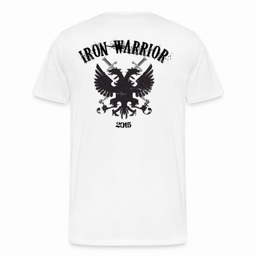 IRON WARRIOR  - Men's Premium T-Shirt