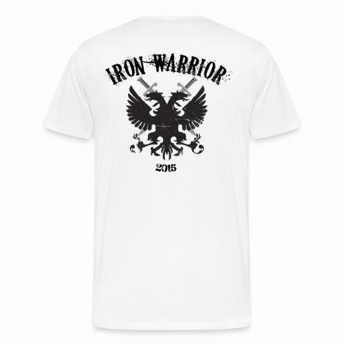 IRON WARRIOR  - Men's Premium T-Shirt