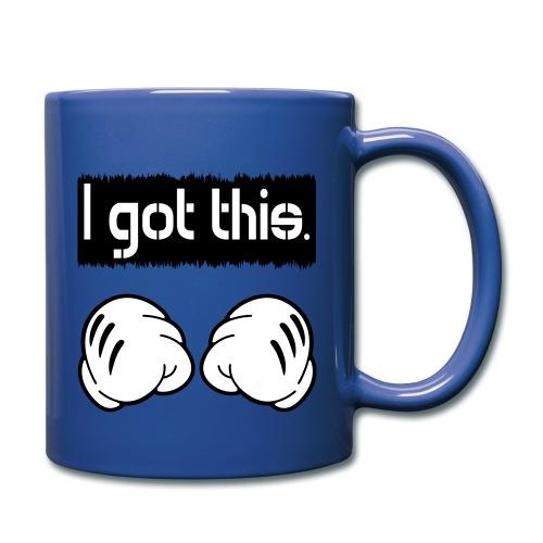 I got this! - Full Color Mug