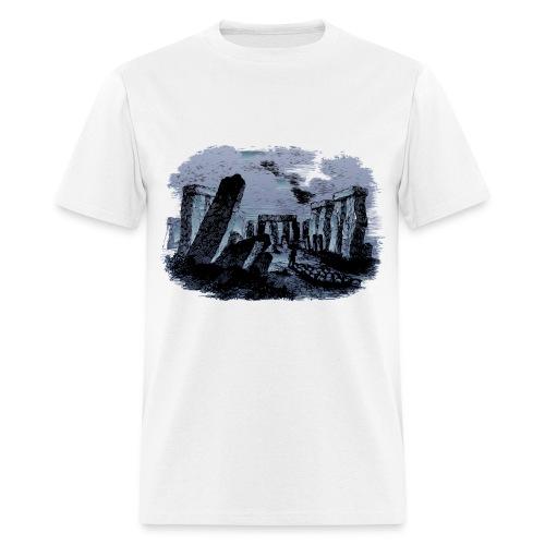 Dark Nights - Men's T-Shirt