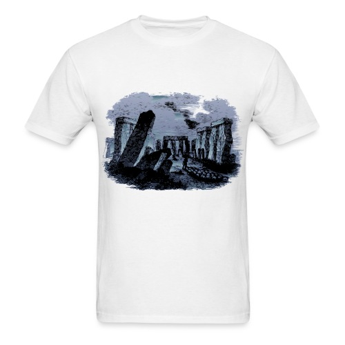 Dark Nights - Men's T-Shirt